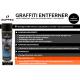 Spray do usuwania graffiti