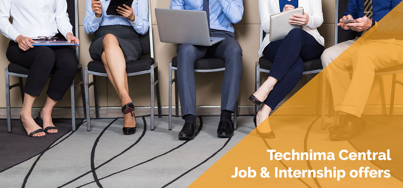 job and internship offers Technima Central